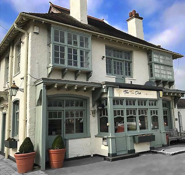 Our Pub Essex View