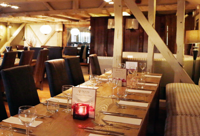 Restaurant Essex at The Top Oak