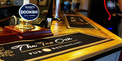 Venue Hire Essex at Top Oak Pub